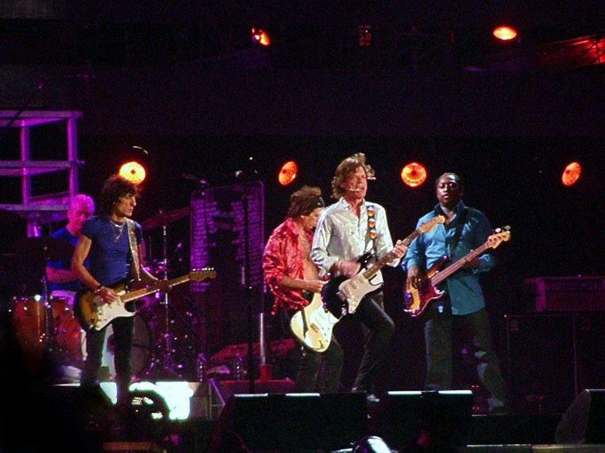 Rolling Stones Gastieren Auf No Filter Tournee In Prag Radio Prag