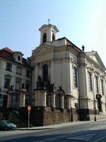 Church of Saints Cyril and Methodius in Resslova street, photo: archive of Radio Prague