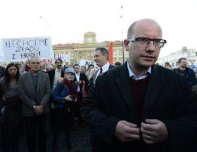 Богуслав Соботка (Фото: ЧТК)