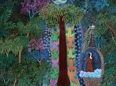Работа Димаса Паредеса Армаса, Фото: Либор Свачек / Архив Художественного центра Эгона Шиле
