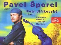 Nuevo disco de Pavel Sporcl