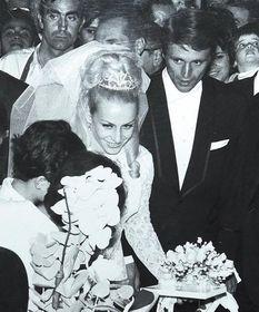 Вера Чаславска и Йозеф Одложил, фото: Архив Веры Чаславской