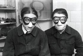 Туайен и Индржих Штырский, фото: открытый источник