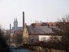Karlín, photo: ŠJů, CC BY-SA 3.0 Unported