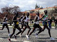 Prague Half Marathon, photo: CTK