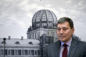 Tomáš Hüner, photo: ČTK