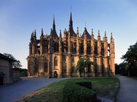 St Barbora's cathedral, photo: CzechTourism