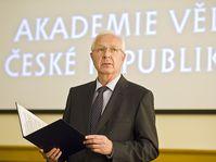 Jiří Drahoš, photo: Filip Jandourek, ČRo