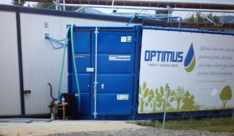 Optimus, foto: ČT