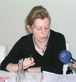 Ana Králíková Luzaic (Foto: autora)