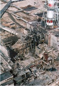 La catastrophe de Tchernobyl