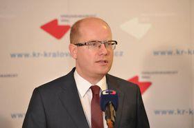 Bohuslav Sobotka, foto: archiv Vláda ČR