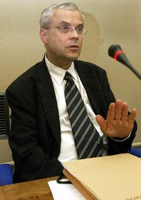 Primer ministro, Vladimir Spidla, foto: CTK