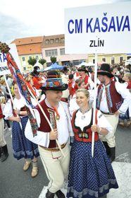 Folklorefestival in Strážnice (Foto: ČTK / Igor Zehl)
