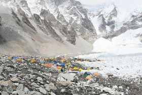 Mount Everest, photo: ilker ender, Creative Commons 2.0