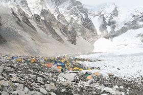 Mount Everest, photo: ilker ender, Creative Commons 2.0
