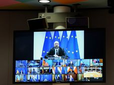 Foto: ČTK/AP/Olivier Hoslet