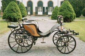 Foto: Muzeum historických kočárů