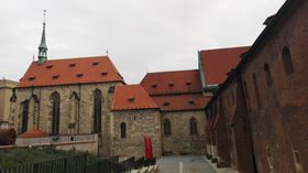 Convent of St. Agnes of Bohemia, photo: Dominika Bernáthová