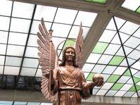 Engel - anděl (Foto: Martina Schneibergová)