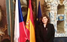 Pilar Rey Rotea, foto: Enrique Molina