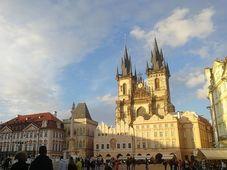 La place de la Vielle-Ville de Prague, photo: Štěpánka Budková