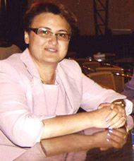 Анна Карапетян (Фото: архив А.К.)