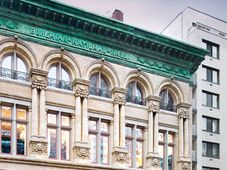 Bohemian National Hall, photo: Marián Beneš / Czech Centre in New York