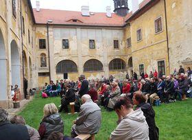 Klosterhof (Foto: Martina Schneibergová)