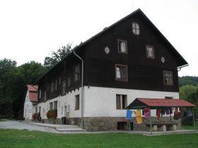 Chata Račí údolí, foto: autorka