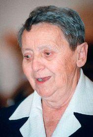 Luba Pellarova, 1997 (Foto: CTK)