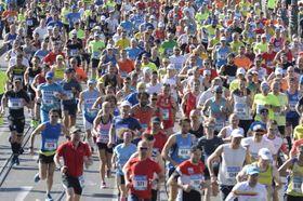 Maratón de Praga, foto: ČTK