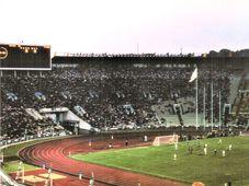 Tchécoslovaquie - RDA, JO à Moscou, 1980, photo: Derzsi Elekes Andor, CC BY-SA 4.0