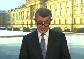 Andrej Babiš (Foto: Tschechisches Fernsehen)