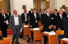Karel Schwarzenberg, foto: Archivo del Ministerio de RR.EE., Robert Janás