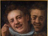Mohli puknout smíchy.