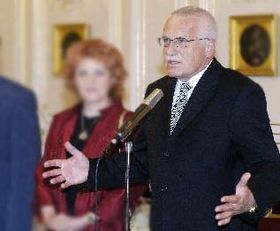 Vaclav Klaus, photo: CTK