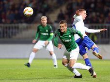 FC Jablonec - Dinamo Kiev, foto: ČTK / Michal Chwieduk