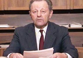 Milouš Jakeš, foto: ČT24