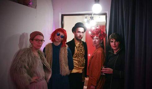 Le Cabaret nomade, photo: Drahomír Stulír