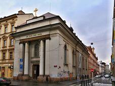 Костел Святого Креста На Пршикопе, Фото: VitVit, CC BY-SA 4.0