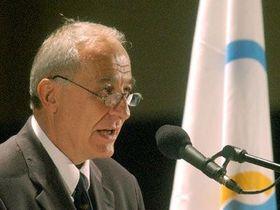 Presidente del Comité Olímpico Checo, Milan Jirásek, foto: CTK