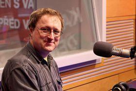Tomáš Jakl, photo: Jana Trpišovská, Czech Radio