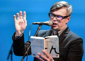 Jaroslav Rudiš, foto: ČTK/DPA/Jens Kalaene