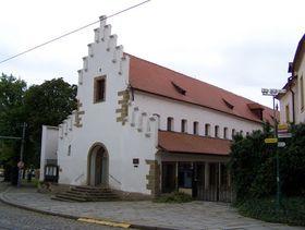 Budova Západočeské galerie vPlzni, foto: lujerista, Panoramio