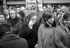 Похороны Яна Палаха (Фото: ЧТК)
