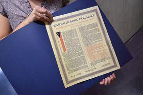 Вашингтонская декларация, фото: Ондржей Томшу