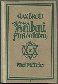 'Rubeni prince des Juifs'