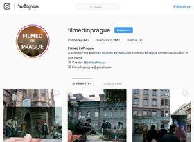 """""""Filmed In Prague"""""""