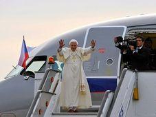 Papst Benedikt XVI. (Foto: ČTK)